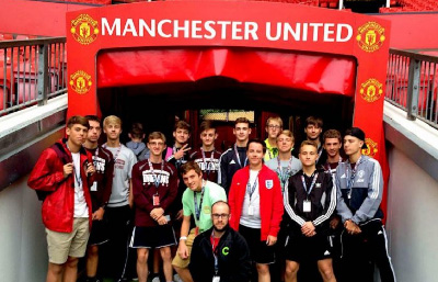 Explorica Manchester United Soccer